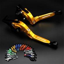 Handlebar Levers Motorcycle-Accessories Ybr-125 Adjustable Yamaha for Ybr-125/Cnc/Adjustable/Handle-brake