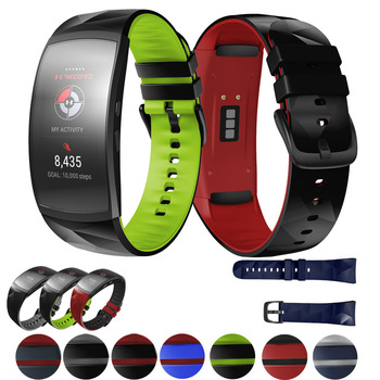 Silicone Watch Band For Samsung Gear Fit 2 Pro fitness Replacement Wrist Strap For Samsung Gear Fit2 SM-R360 Bracelet wristband compatible for samsung gear fit 2 watch strap silicone wristband l s replacement for samsung gear fit 2 pro fit 2 sm r360 band