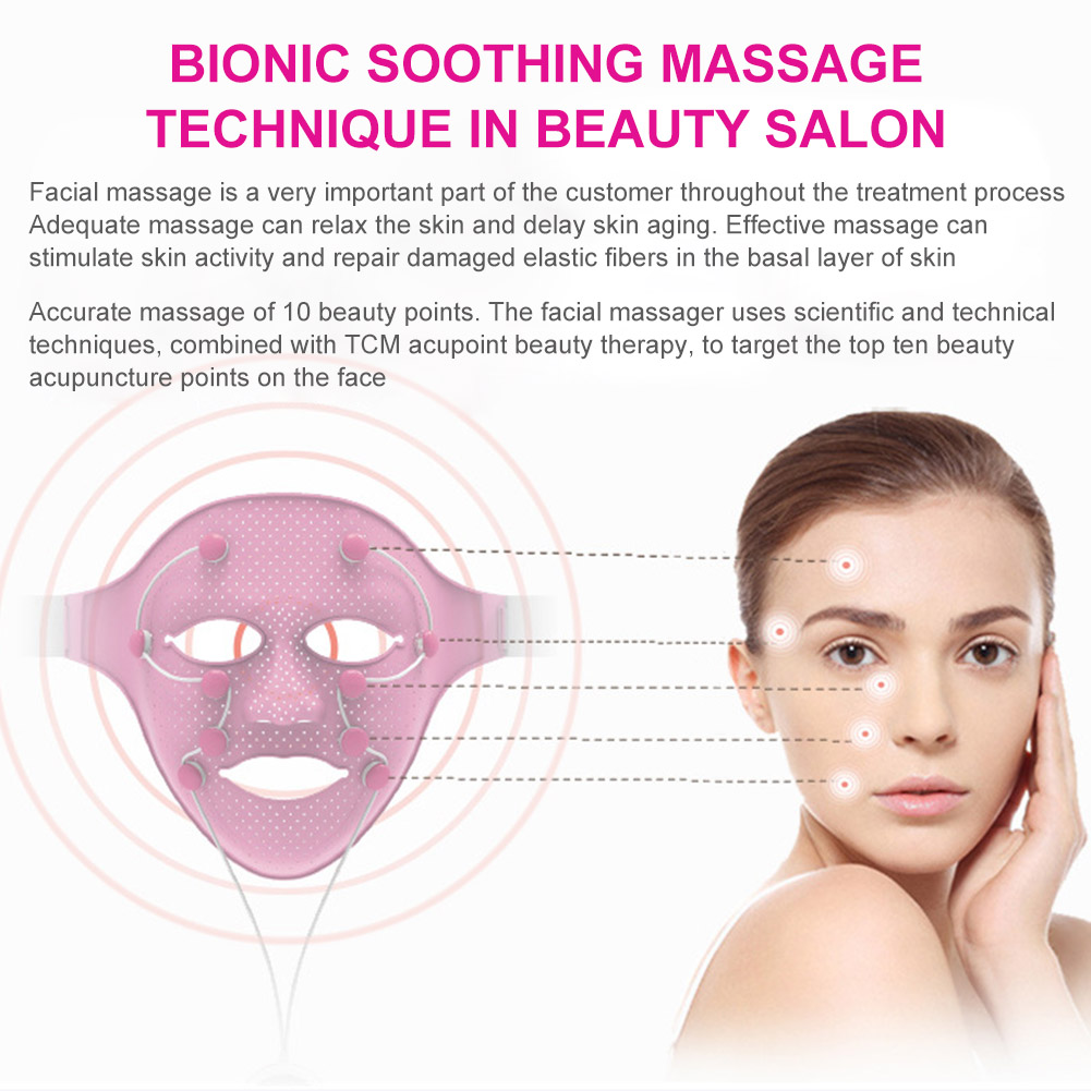 Creme Absoption Instrumento Massageador Facial
