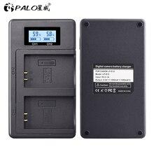 パロ高速充電液晶 USB スマート LP E12 バッテリー充電器 LPE12 LP E12 バッテリーキヤノン EOS M M10 M50 M100 100D キス X7 SL1 カメラ