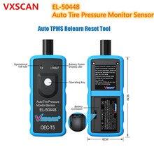 VXSCAN El-50448 El50448 Автомобильный датчик контроля давления в шинах датчик TPMS инструмент активации OEC-T5 EL 50448 TPM диагностический инструмент