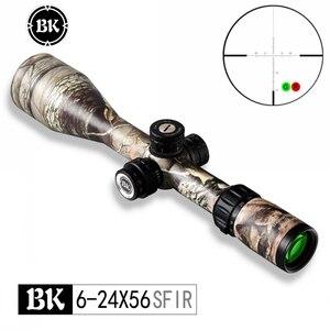 Bobcat King 6-24X56 SFIR Rifle