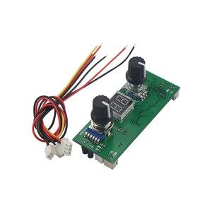 Image 2 - 100 tipos de efeitos DSP Reverb Digital módulo placa do misturador de karaoke reverberação efeito 0 99 Novo DC5V