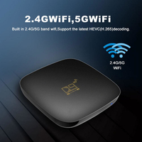 Android 10,0 TV BOX H10 Max TV Box 10 4G 64G 2,4G 5GWIFI H313 4K 3D Bluetooth TV receiver 1080P Schnelle Set Top Set Top Box