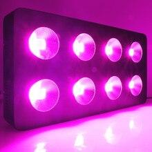 Luz LED COB de 500W/1000W/1500W/2000W de espectro completo para invernadero de interior, flores hidropónicas, luz LED para tienda de cultivo médico