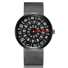 Drop Shipping Watch for Men Women Quartz Watches Turntable N