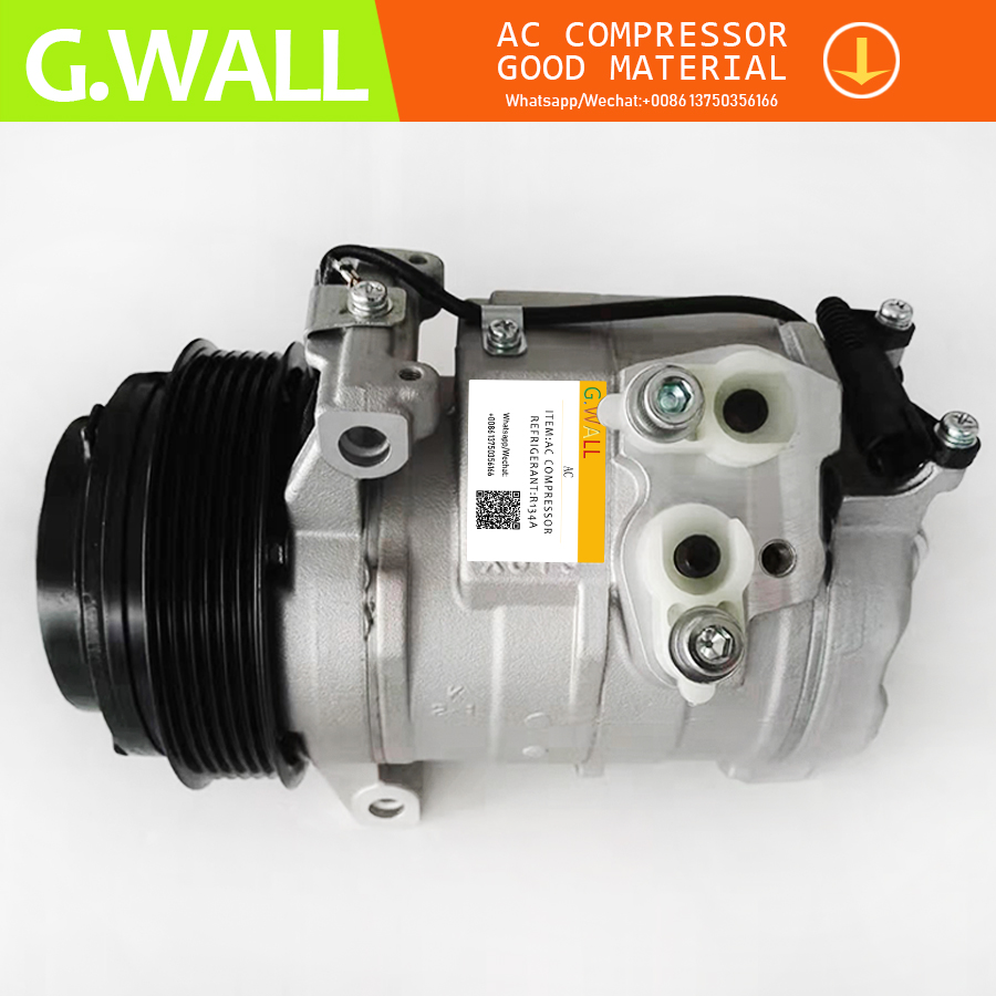 Mercedes Benz Sprinter 313 413  Auto Air Conditioning Compressor G.W.-10S17C-6PK-120