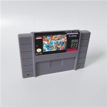Sonic Blastman ou Sonic Blastman II 2 carte de jeu daction Version américaine langue anglaise