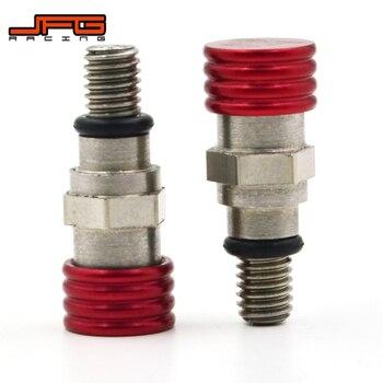 M5 0.8MM Fork Air Bleeder Relief Valve For HONDA CR125 CR150 CR250 CR500 CRF230F CRF250R CRF250X CRF450R CRF450X CRF 450R 450X