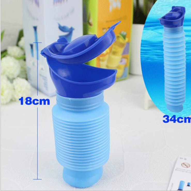 2019 Mother Travel Out Essential Tourism Children Portable Portable Urinal Urinals Portable Toilet Baby Toilet Male And Female