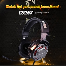 Stereo Earphones Gaming-Headset SOMIC Wired Tablet with for New One/laptop Computer G926S