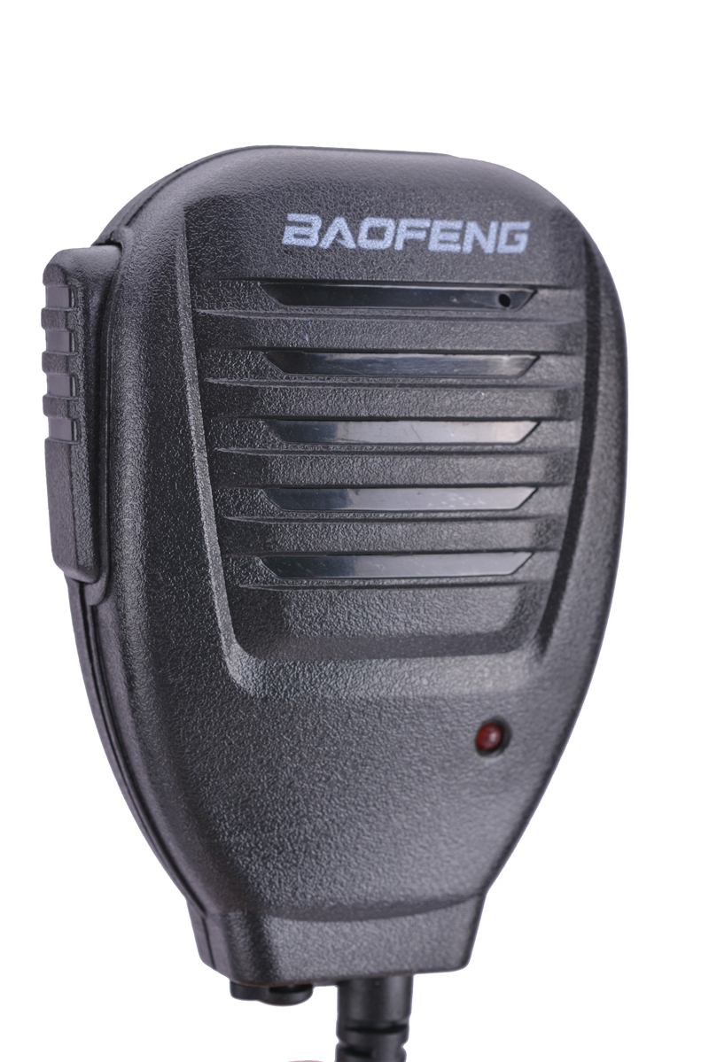 100% Original BaoFeng Walkie Talkie 50km Microphone Speaker For Baofeng UV-5R BF-888S Midland Radio Communication  Accessories