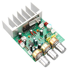 AN7190 Eindversterker Boord 20W + 20W 2.0 Channel Diy Speaker Hifi Eindversterker Board DC12V(China)
