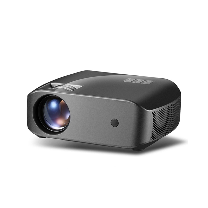 F10 2800 Lumens 1920X1080 Real Full Hd Projector  Hdmi Usb Pc 1080P Led Home Multimedia Video Game Projector with Plug America|Projector Accessories| |  - title=