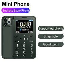 Soyes – téléphone portable 7S + Mini pour enfants, écran 1.5 pouces, torche, caméra, MP3, son Hifi, GSM, Original