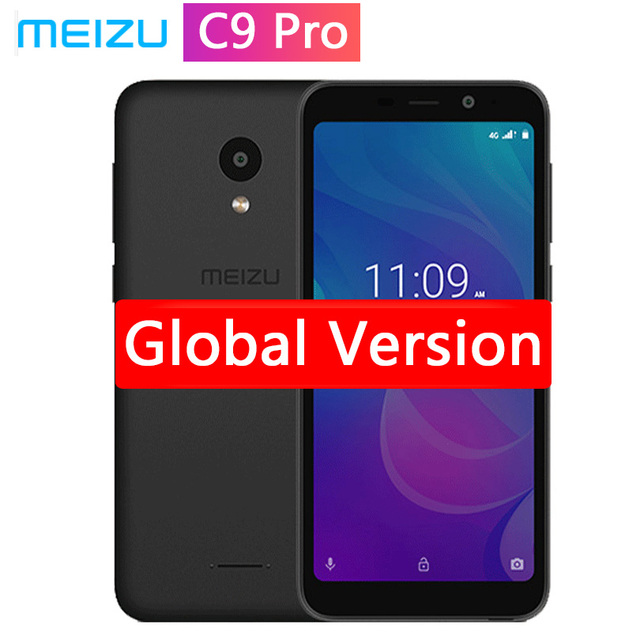 Meizu C9 Pro M9C смартфон с четырёхъядерным процессором, ОЗУ 3 ГБ, ПЗУ 32 ГБ, 5,45 дюйма, 13 МП, 3000 мАч