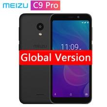 """النسخة العالمية meizu C9 برو M9C الهاتف الذكي رباعية النواة 3GB 32GB 5.45 """"شاشة كاملة 13.0MP كاميرا 3000mAh هاتف محمول"""