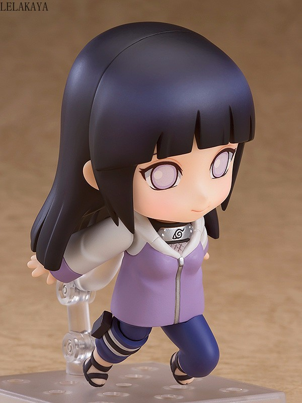 Image 3 - 10cm Mini Cute Anime Character Naruto Shippuden 879 Hinata Hyuga Changeable Ver. PVC Action Figure Collection Model Cartoon ToysAction & Toy Figures   -