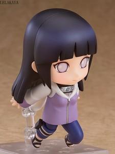 Image 3 - 10cm Mini Cute Anime Character Naruto Shippuden 879 Hinata Hyuga Changeable Ver. PVC Action Figure Collection Model Cartoon Toys