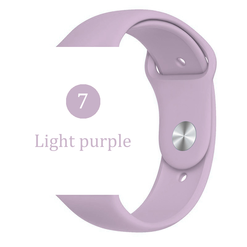 7 Light purple