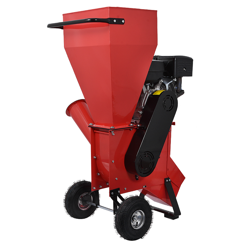 2400rpm Tree Shredders 389CC With Garden Arrival Wood Crusher 13HP 6L 13 Branch Gasoline New 3600rpm Engine Grinder Horsepower