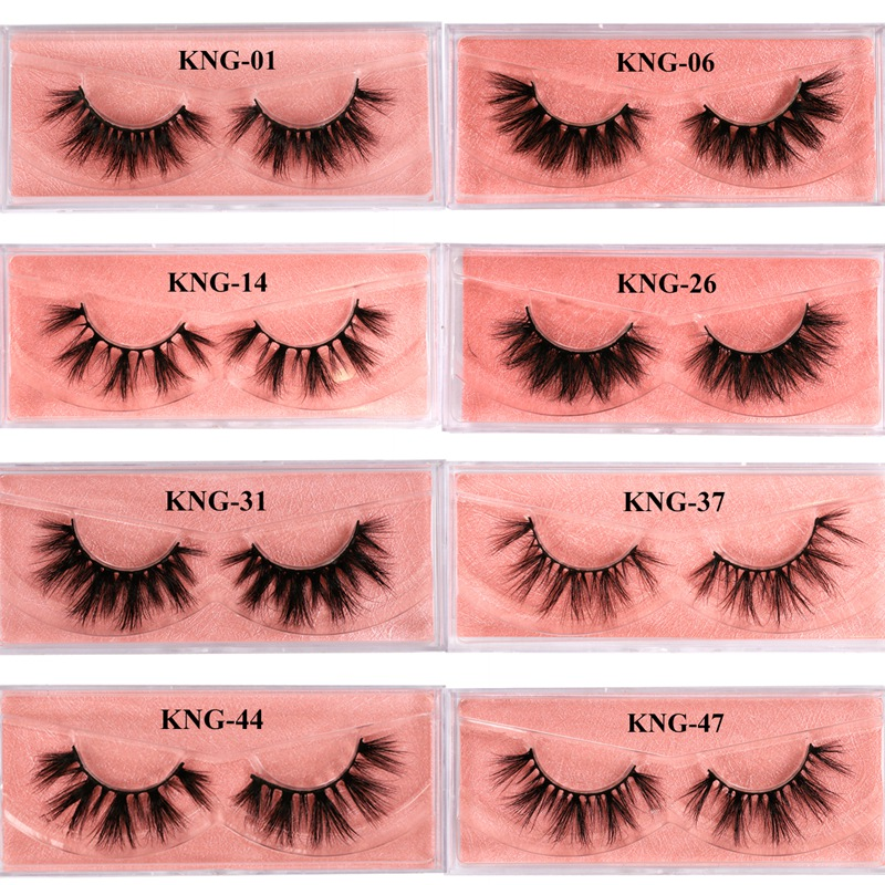 Eyewin Eyelashes 3D Mink False Lash Natural Long Lashes Dramatic Volume Eyelash Makeup Lash Mink Eyelash Faux Cils 25mm Eyelash