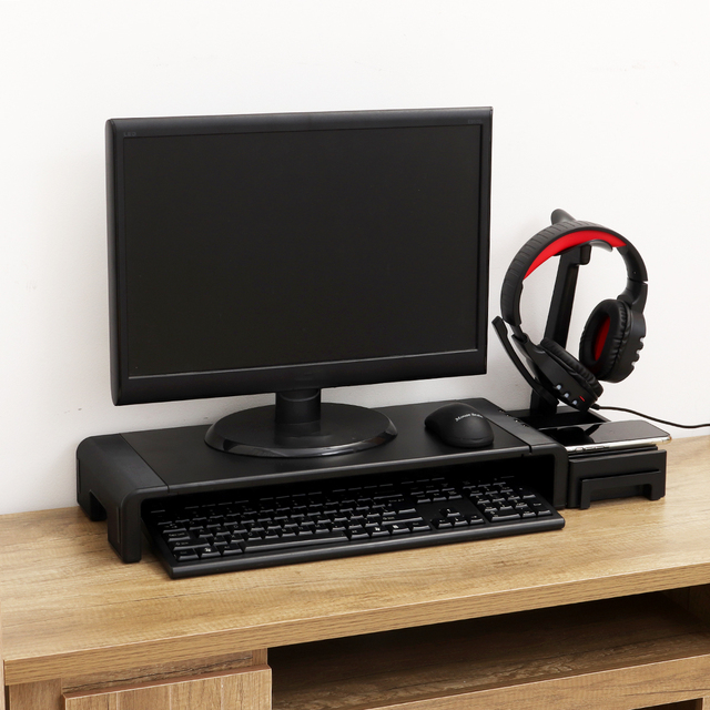 Business Office Furniture Laptop Holder Smart Monitor Stand