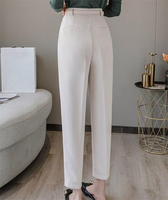 Elegant Office Lady Pants 5