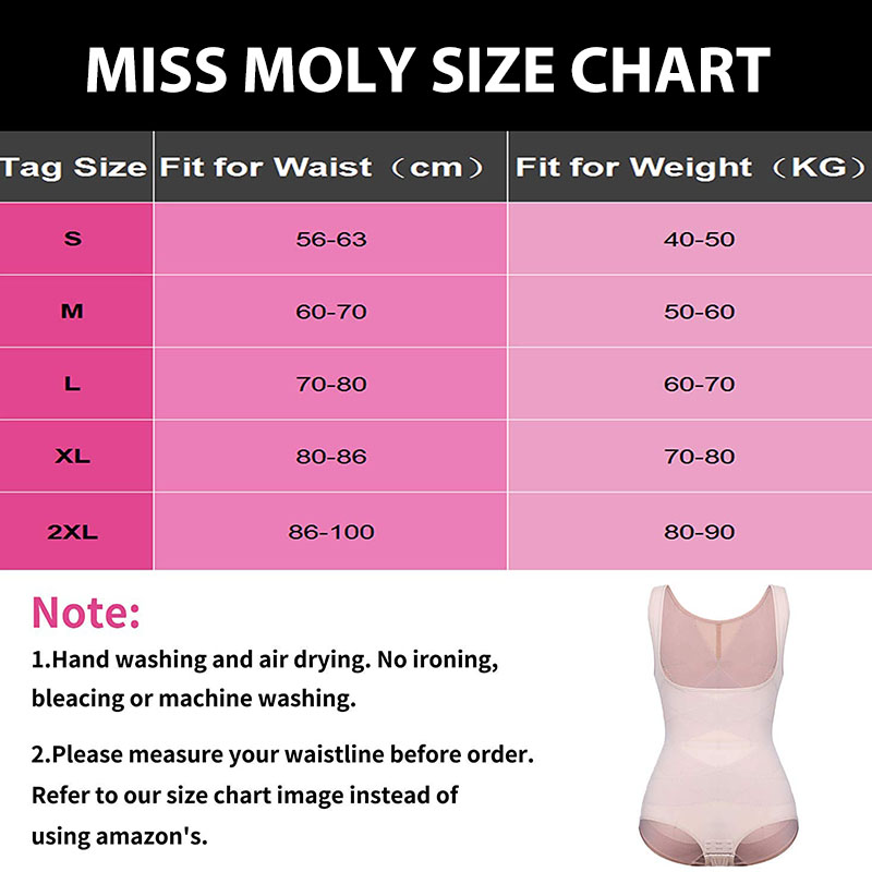 Image 2 - New Women Body Shaper Waist Trainer Slimming Underwear Bodysuit Shapewear Shaping Tummy Shaper Control High Waist Chest Binder-in Bodysuits from Underwear & Sleepwears