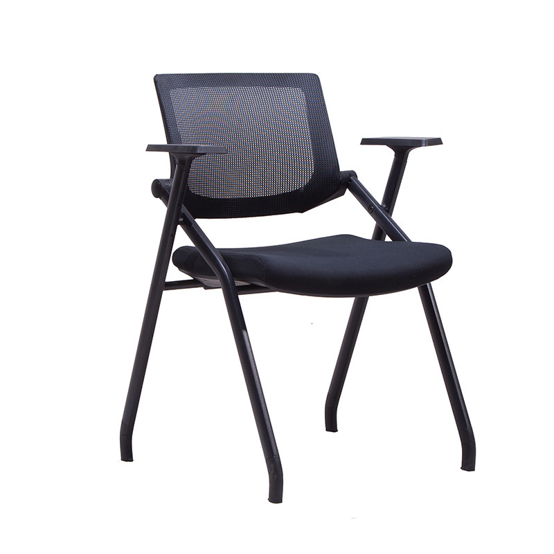 Chair Bring Writing Board Fold Concise One Screen Cloth Staff Member To Work In An Office Chair Mahjong Chair Computer Chair