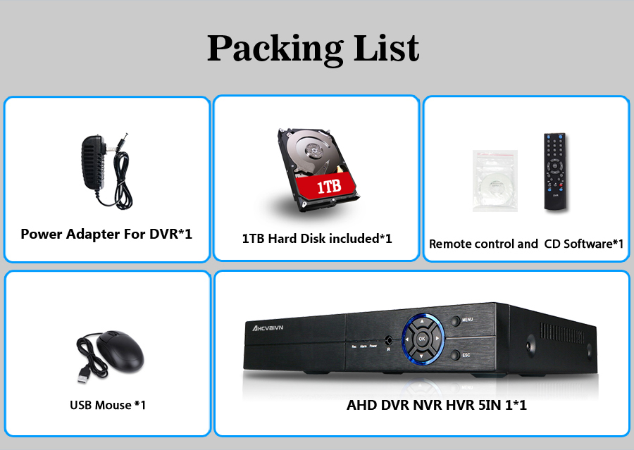 5-IN-1-4MP-AHD-DVR-NVR-HVR-CCTV-4Ch-8Ch-Hybrid-Security-DVR-Recorder-Camera