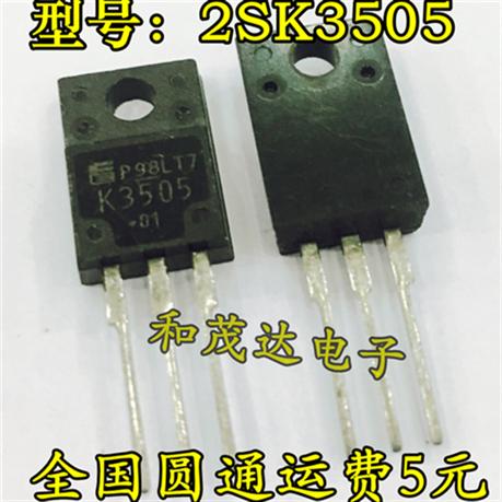 1 шт., новые оригинальные кнопки 2SK3505 K3505 TO-220F 14A500V в наличии на складе