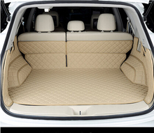 Customized Full Covered Car Trunk Mats for Nissan Murano Waterproof Boot Carpets Cargo Liner for Murano