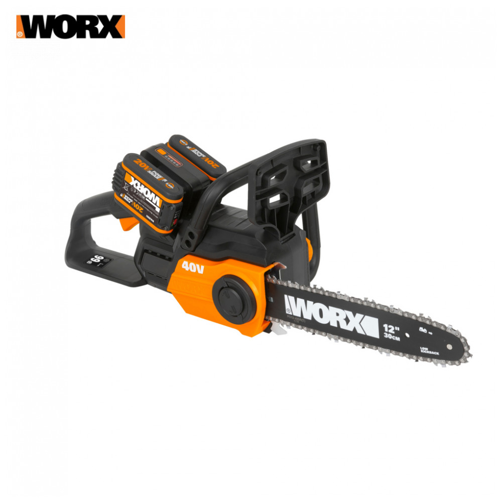 Electric Saw Worx WG381E Tools Power Tool Chain Chains Saws Catenary Chain Chainssaw Pila Rechargeable Battery Brushless