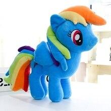 Плюшевые куклы, чучела животных Лошадь Радуга Единорог детские игрушки отличный подарок