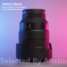 Lens Premium Della Pelle Della Decalcomania Per Sony FE 24 105 F4 Protector Anti graffio Cappotto Dellinvolucro di Copertura Caso