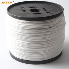 JEELY Spectra 2.1mm 10M 16 Strands Braid Fishing Towing Line UHMWPE 950lbs