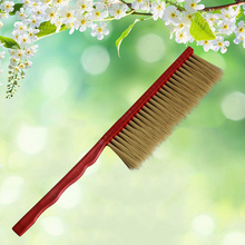 Brush Beekeeping-Brush Apiculture-Accessories Plastic with Soft Bristles 42cm Long-Handle