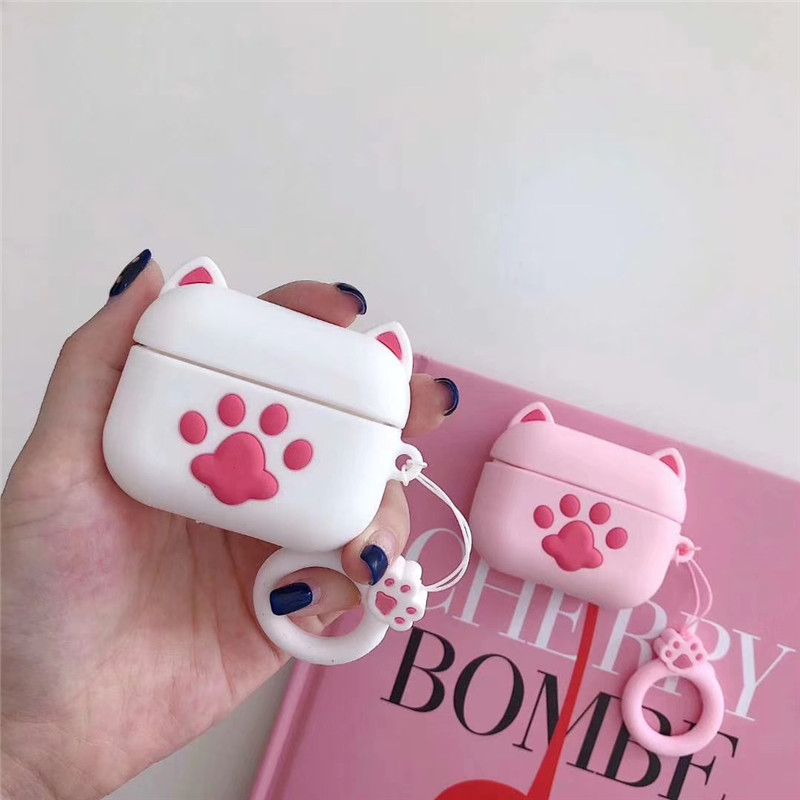 Cute 3D Silicone Case for AirPods Pro 169