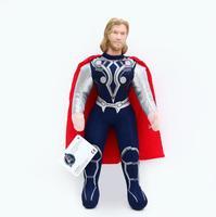 Marvel Avengers Plush Toys: Captain America, Iron Man, Thor, Spiderman and Hulk 17inches 4