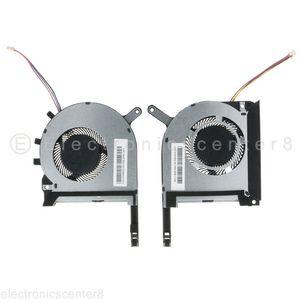 JIANGLUN nuevo para Asus TUF Gaming FX505 FX505GE FX505GM FX505DT FX705 CPU y ventilador de refrigeración GPU