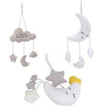 Speelgoed Pluche Dier Speelgoed Wind Chime Spiraal Bed Winkelwagen Accessoires Baby Auto Hanger Fun Play Game(China)