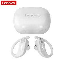 Lenovo LP7 TWS Bass Bluetooth Wireless Kopfhörer Headsets Mit Mikrofon Sport Wasserdichte IPX5 Noise Cancelling Mini Ohrhörer