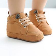Baby Boy Shoes Newborn Cotton Soft Crib Shoes
