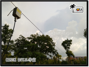 K4EDF End-feed Antenna (upgrade Version), HAM Four-band Short-wave Antenna, SDR Short-wave Antenna