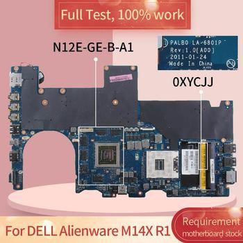 CN-0XYCJJ para la placa base del ordenador portátil DELL Alienware M14X R1...