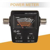 vhf uhf ובפרשוטו הנייד VHF UHF 200W Power Meter Power מדידת HAM הנייד VHF כוח המדידה עבור iPhone (3)