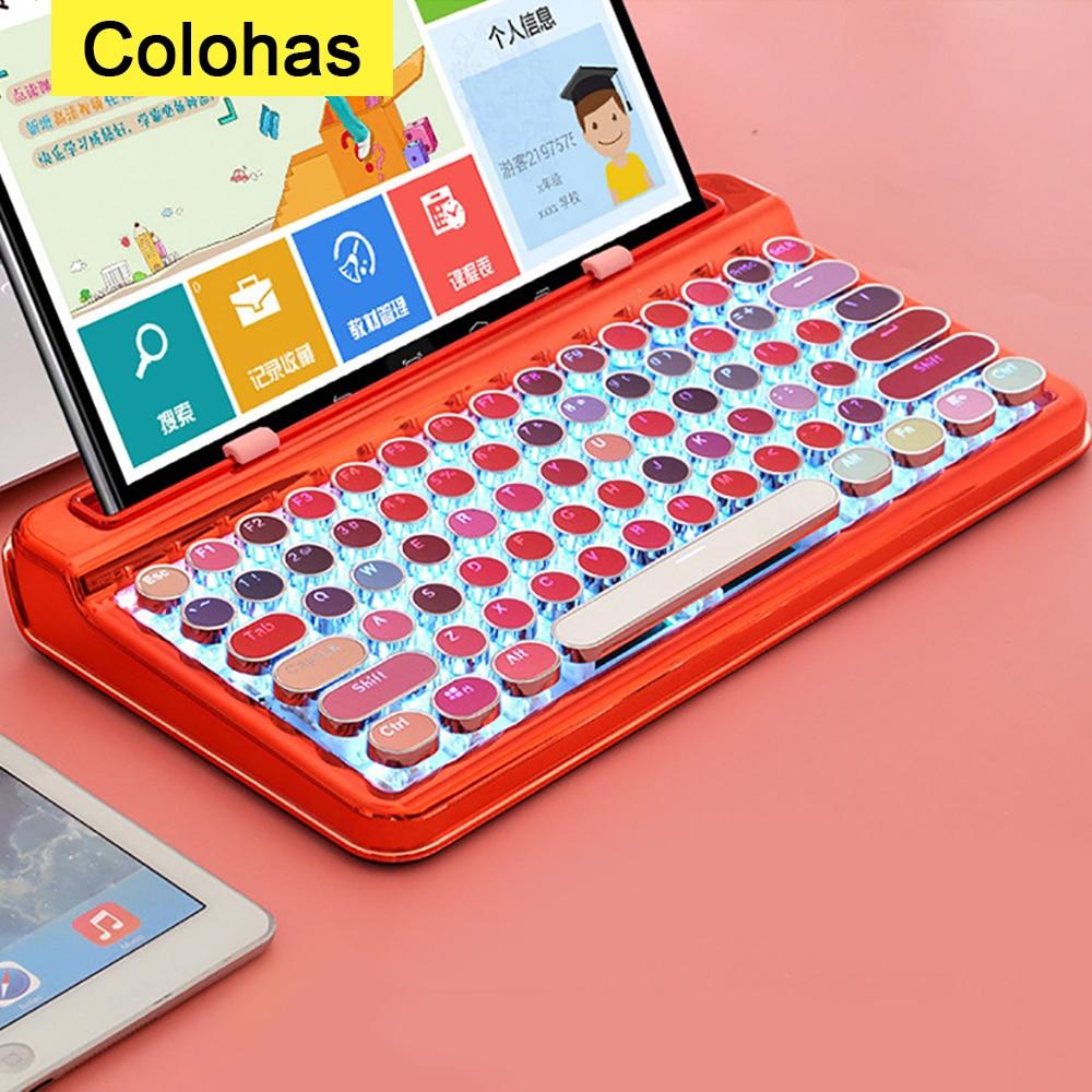 Wireless Bluetooth iPad Keyboard For iPad Air 4 iPad Pro 12.9 11 2020 Portable Tablet Keyboard Computer Keyboard For Laptop PC