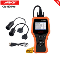 LAUNCH CR HD Pro Car and Truck Code Reader Scanner Multilingual