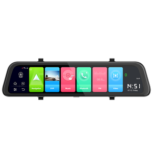 12 Inch Android 8.1 Car DVRs C